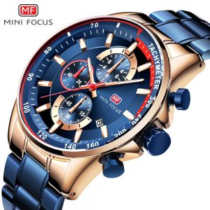 Multifunction Men's Quartz Watches