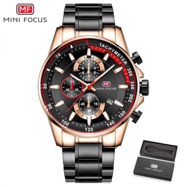 Multifunction Men's Quartz Watches