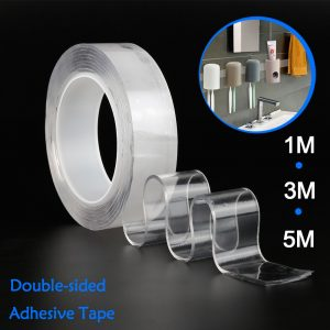 Adhesive Double-Sided Traceless Nano Tape