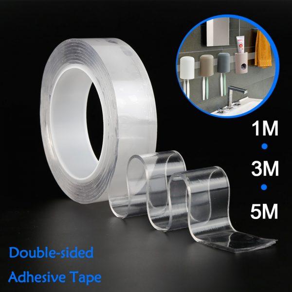 Adhesive Double-Sided Traceless Nano Tape