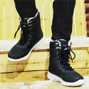 Waterproof Snow Boots With Warm Plush For Men and Women
